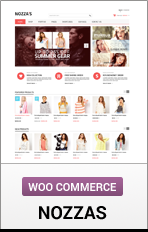 WooCommerce FashionZozza