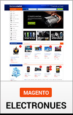 Magento Electronues