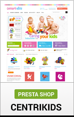 Prestashop Centrikids