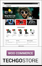 WooCommerce TechGoStore