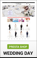 PrestaShop WeddingDay