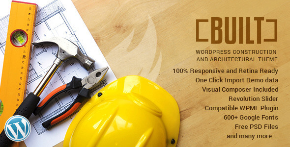Craftsmen: WordPress Theme for Every Business - 14
