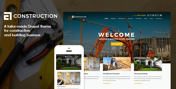 Craftsmen: WordPress Theme for Every Business - 15