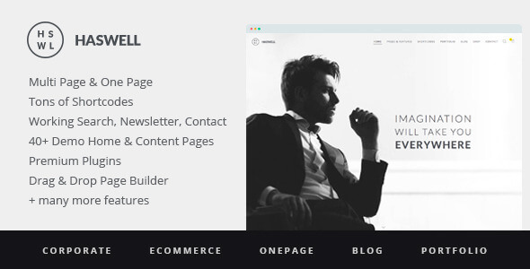 Craftsmen: WordPress Theme for Every Business - 8