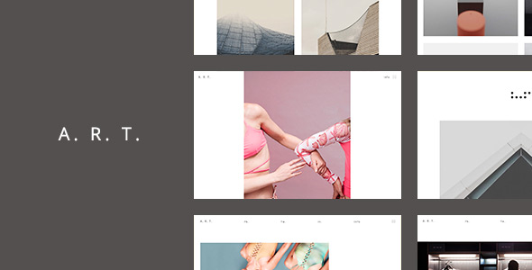 Art_Simple_Clean_WordPress_Theme