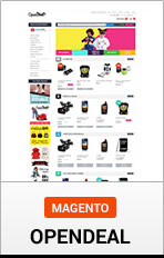 Magento Gala OpenDeal