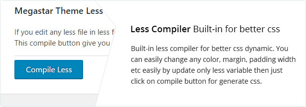 built-in-less-compiler