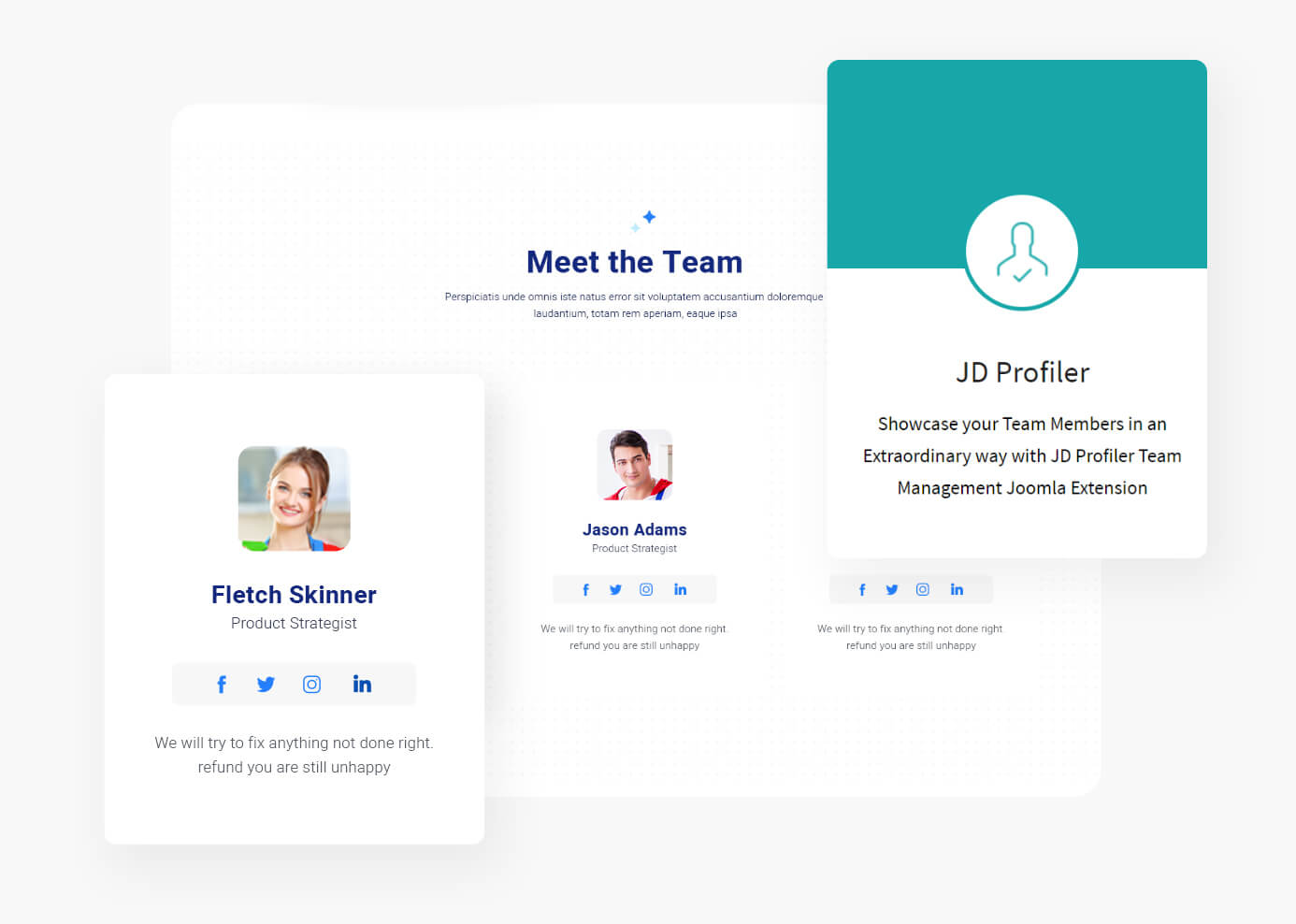 JD CleanX - Best Cleaning Company Joomla template - 5