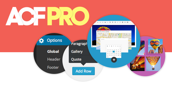 Advanced Custom Fields Pro v5.8.1