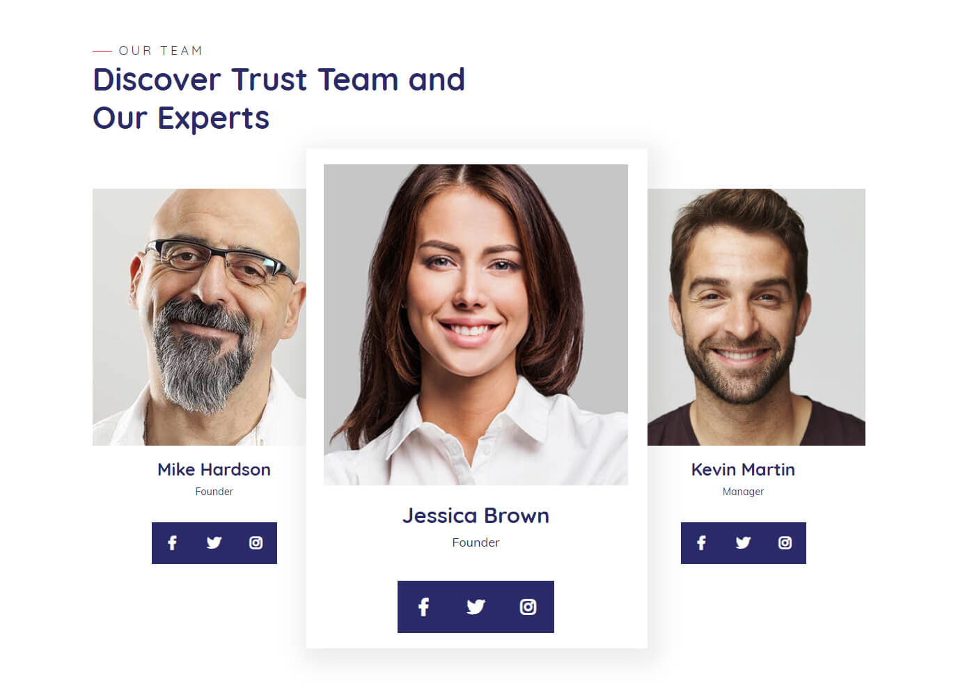 JD Recruiter - HR Consulting & Staffing Agency Joomla Template - 3