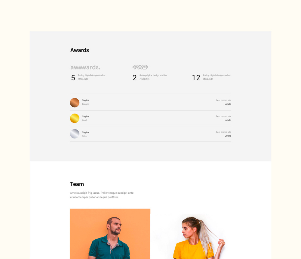 Ontold | Creative Agency Drupal Theme for the Digital Age - 6