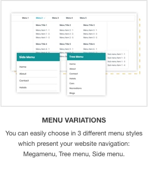 JSN Voyage - Responsive Tourism and Hotel Booking Joomla Template. - 2