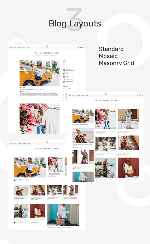 Grosso - Modern WooCommerce theme for the Fashion Industry - 5