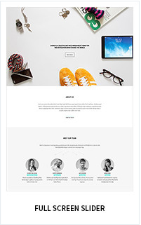 Shore - Creative MultiPurpose WordPress Theme - 5