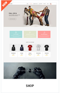 Shore - Creative MultiPurpose WordPress Theme - 6