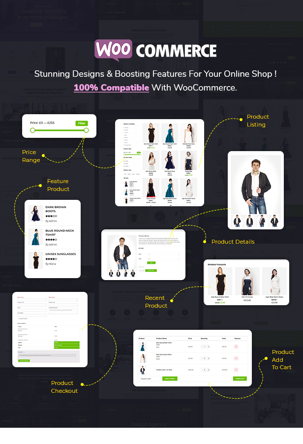BeGlide: Corporate Business Consultant Agency WordPress Theme - 10