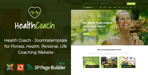 LifeGuide - Personal and Life Coach Joomla Template - 1