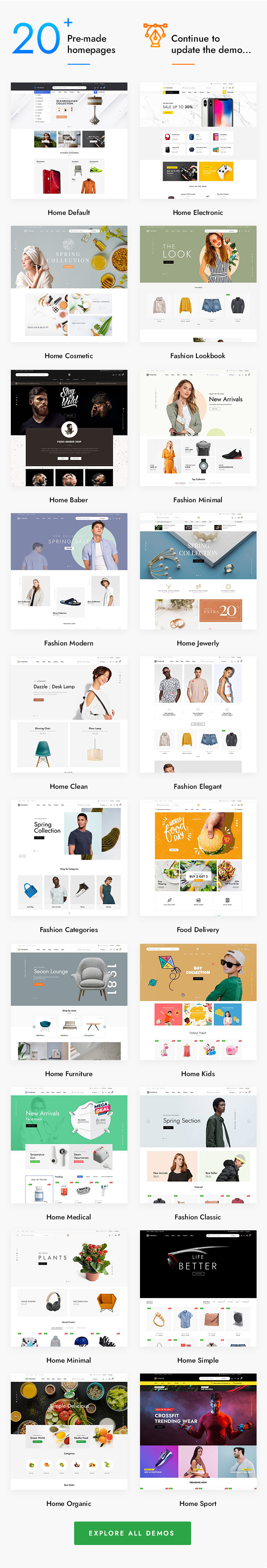 Foden - Multipurpose WooCommerce Theme
